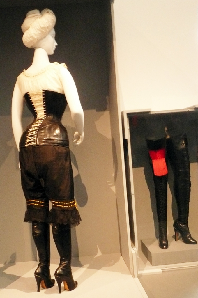 Fashioning Fashion exhibit
