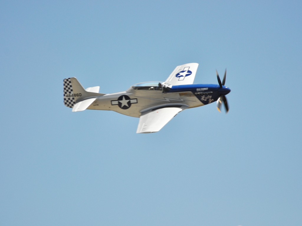 P-51-Mustang Planes of Fame