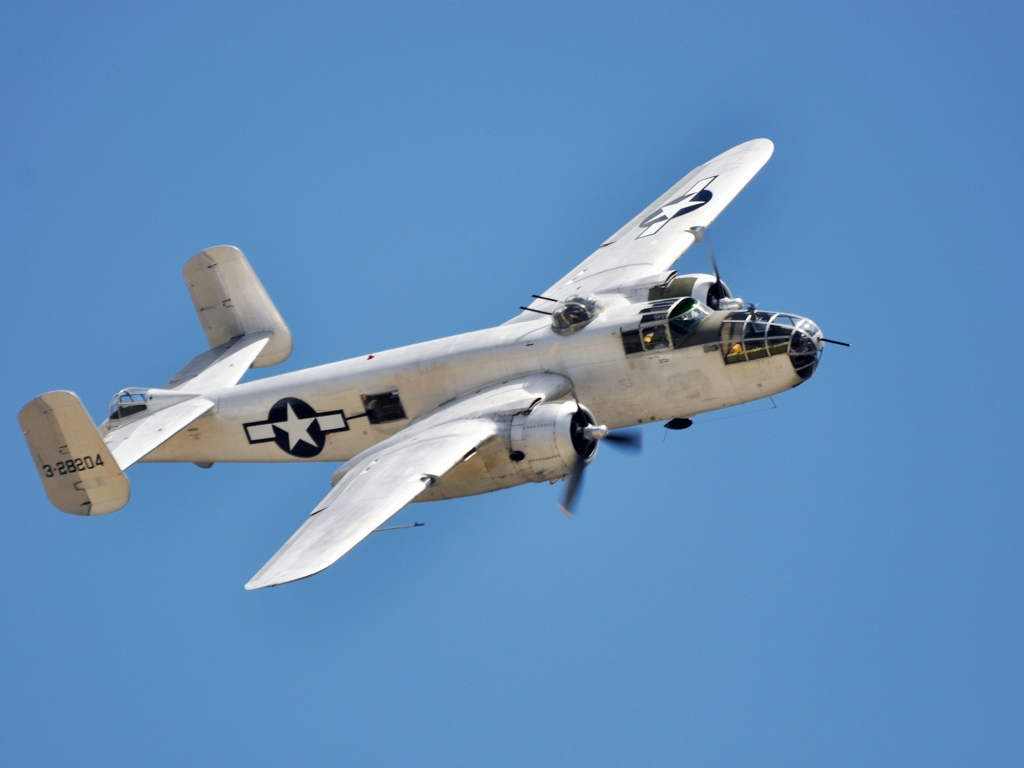 B-25 Planes of Fame