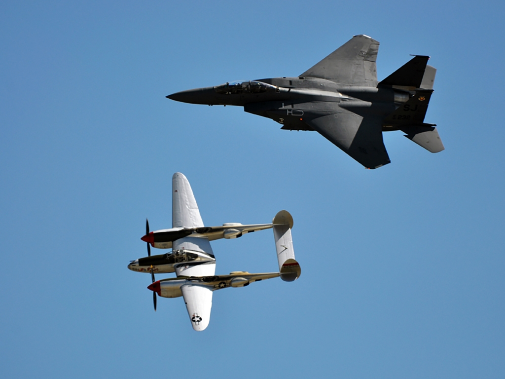 Heritage-Flight Planes of Fame