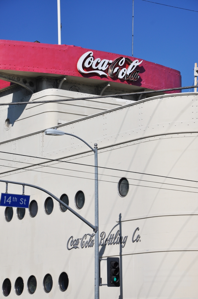 Coca-Cola Bottling Company in Los Angeles