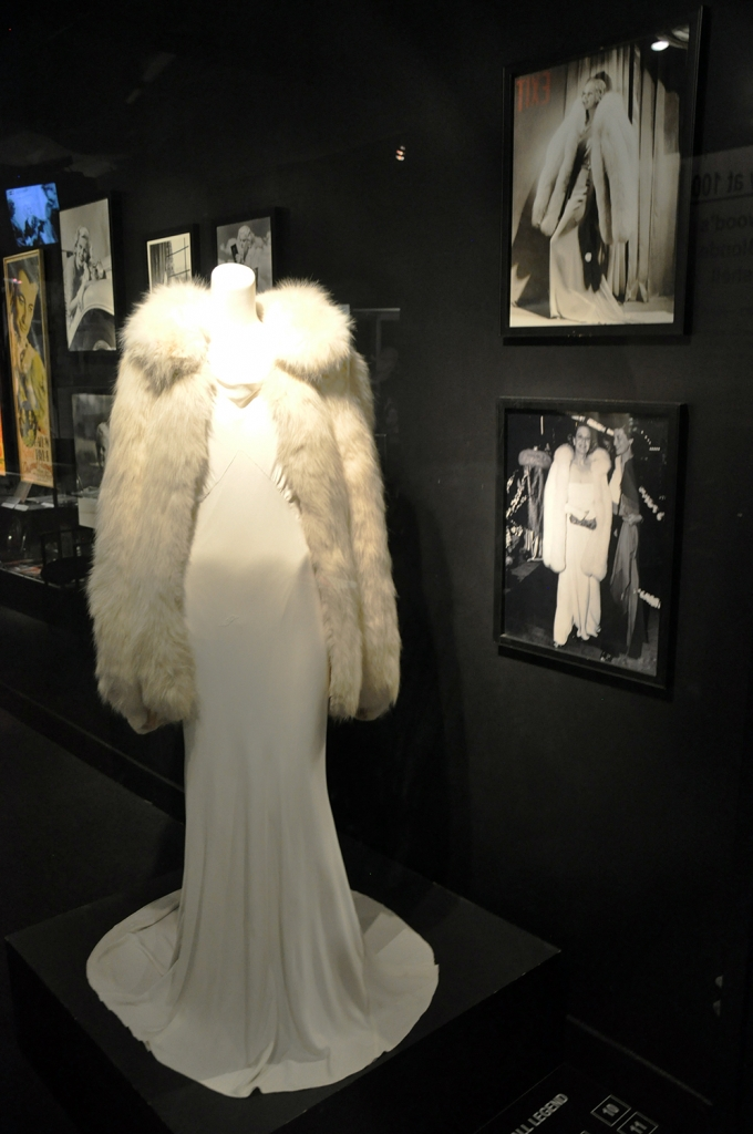 Jean Harlow Exhibit