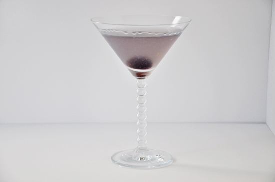 Aviation Cocktail - Lady by Choice