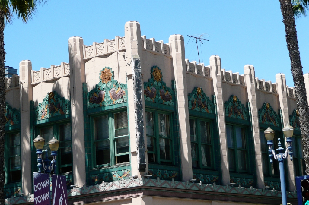 Long Beach Art Deco