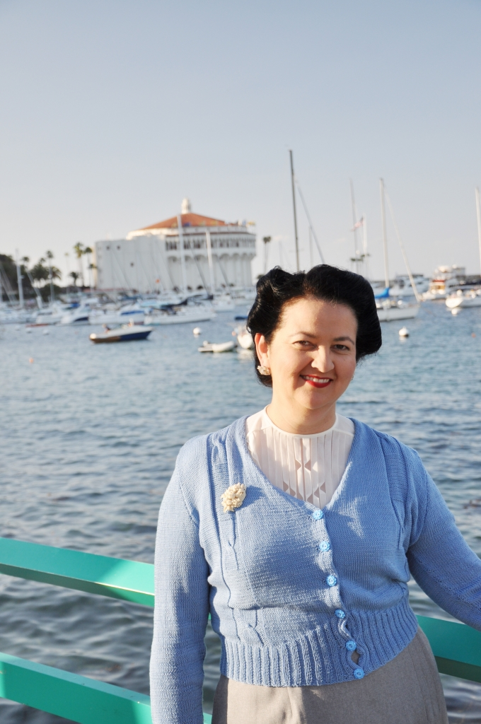 Lady by Choice - Vintage Catalina Island