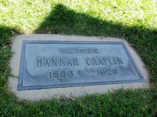 Hollywood Forever tombstone