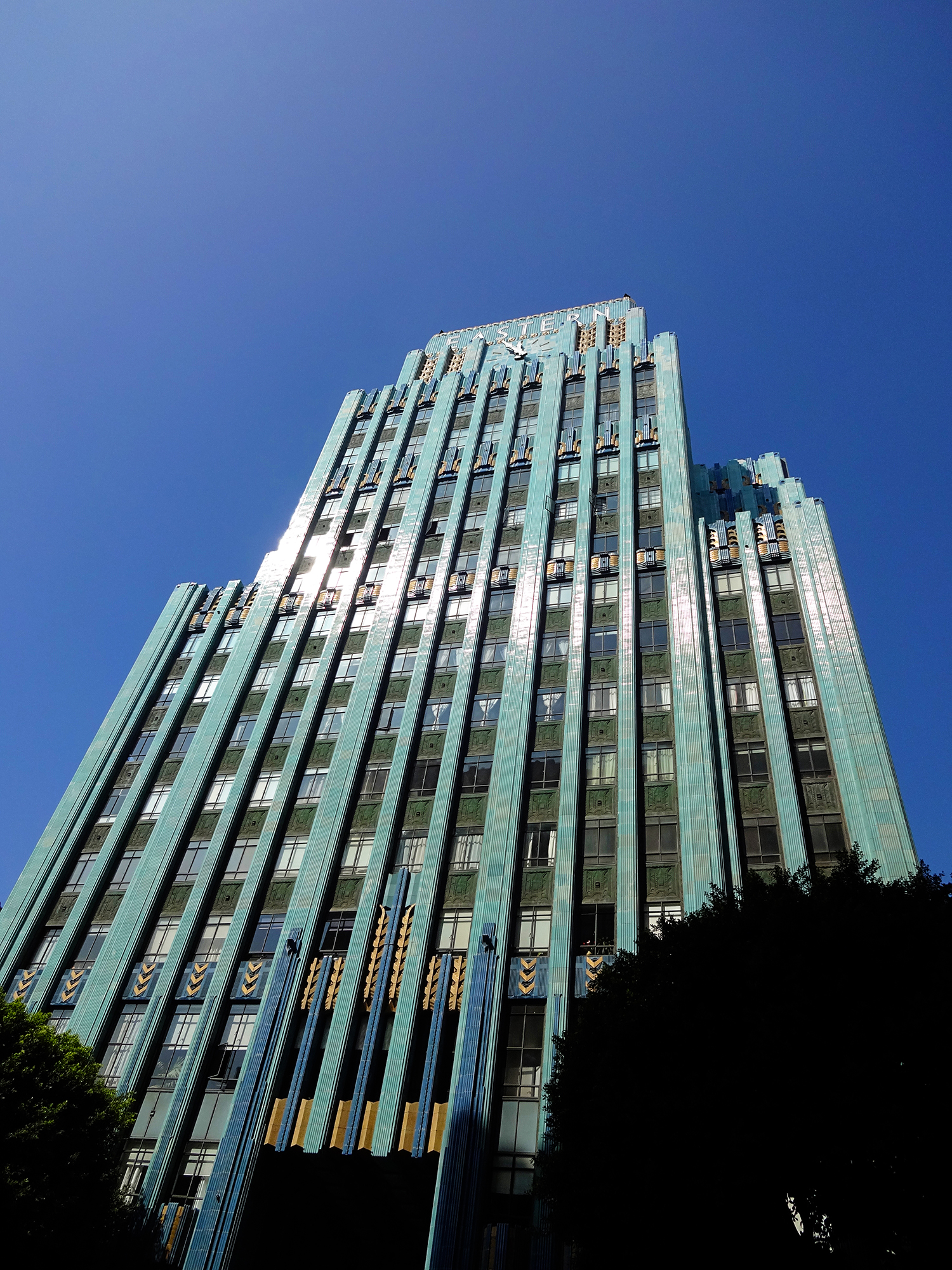 eastern columbia building los angeles downtown