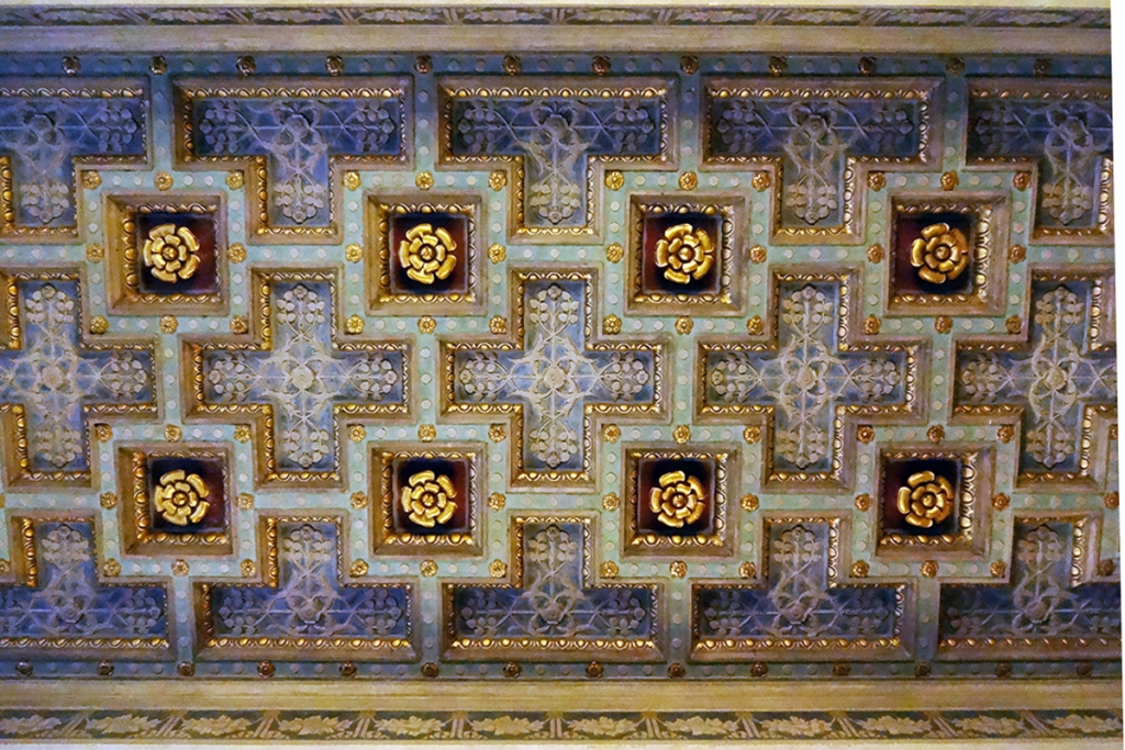 Ebell Ceiling